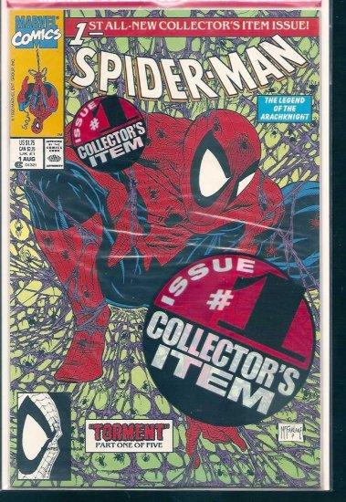 SPIDER-MAN # 1, 9.4 NM