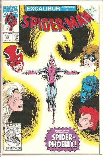 Spider-Man # 25, 8.0 VF