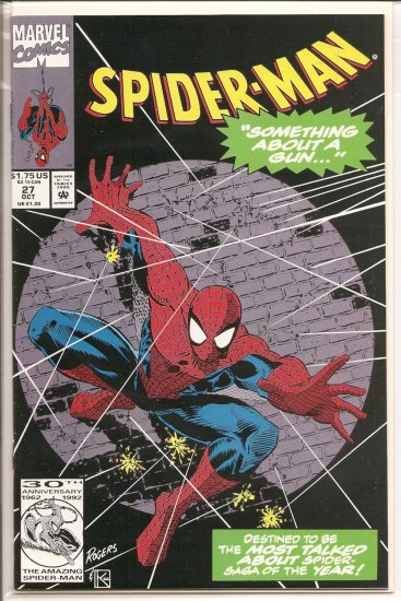 Spider-Man # 27, 8.0 VF