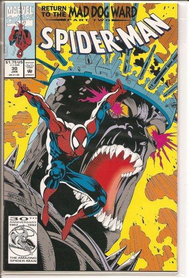 Spider-Man # 30, 9.0 VF/NM