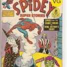 Spidey Super Stories # 10, 4.0 VG