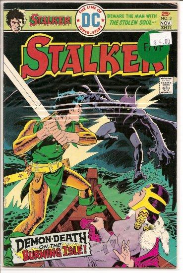 Stalker # 3, 7.0 FN/VF