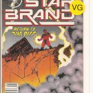 Star Brand # 17, 4.0 VG