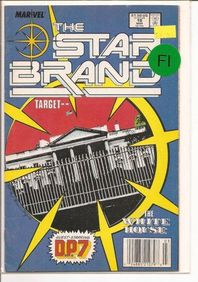 Star Brand # 18, 6.0 FN