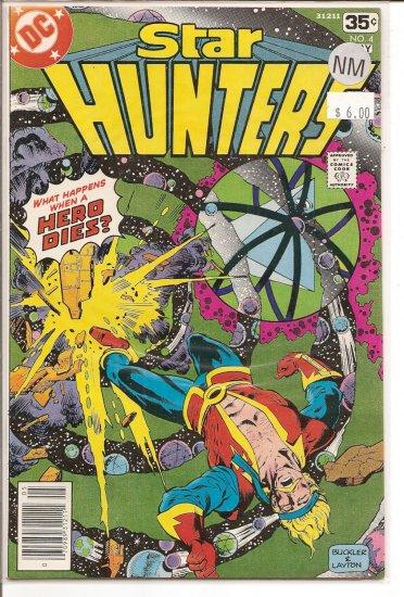 Star Hunters # 4, 9.4 NM