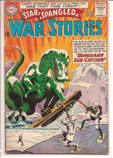 Star Spangled War Stories # 112, 3.0 GD/VG