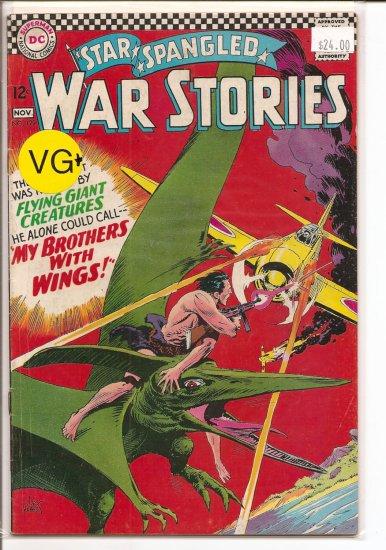 Star Spangled War Stories # 129, 4.5 VG +