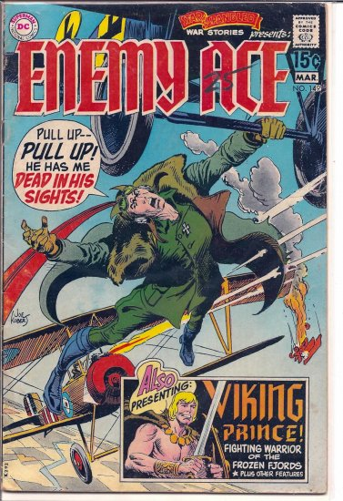 STAR SPANGLED WAR STORIES # 149, 4.0 VG