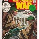 Star Spangled War Stories # 166, 5.5 FN -