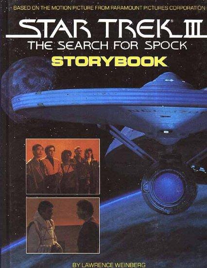 Star Trek 3 Movie Special Search For Spock # 1, 8.0 VF