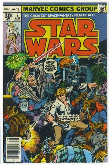 Star Wars # 2, 6.5 FN +
