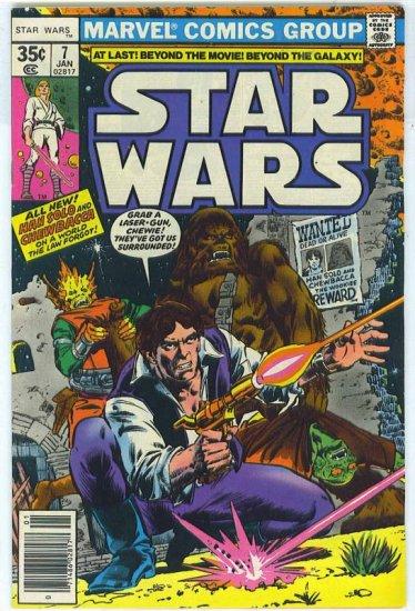 Star Wars # 7, 4.5 VG +