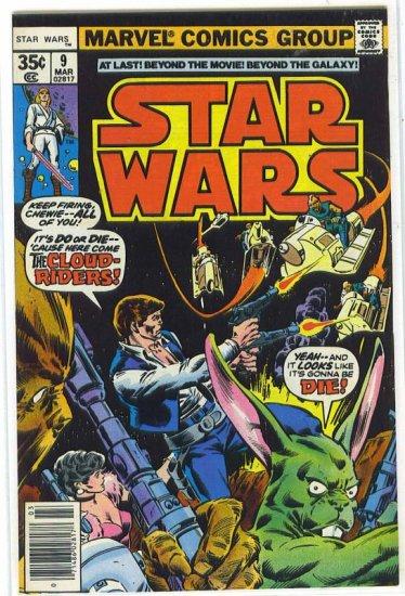 Star Wars # 9, 7.5 VF -