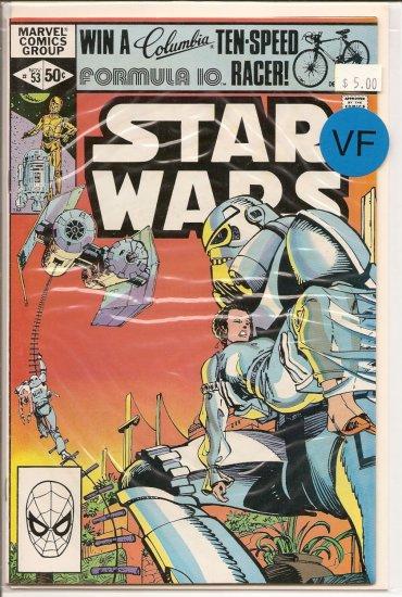 Star Wars # 53, 8.0 VF