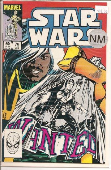 Star Wars # 79, 9.2 NM -