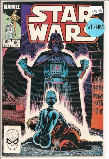 Star Wars # 80, 9.0 VF/NM