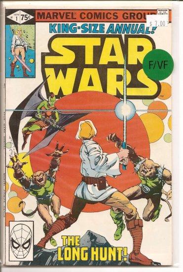 Star Wars Annual # 1, 7.0 FN/VF