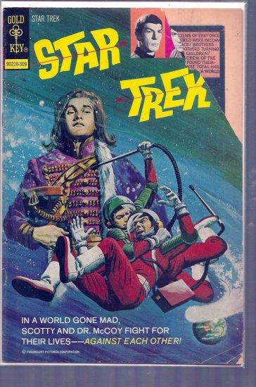 STAR-TREK # 20, 1.8 GD -