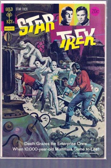 STAR-TREK # 21, 5.0 VG/FN