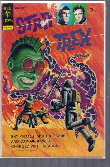 STAR-TREK # 24, 4.0 VG
