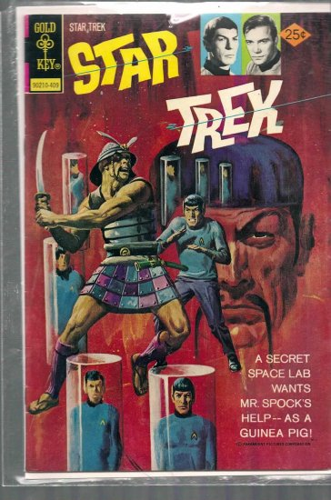 STAR-TREK # 26, 7.0 FN/VF