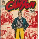 STEVE CANYON COMICS # 1, 4.5 VG +
