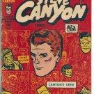 STEVE CANYON COMICS # 3, 3.5 VG -