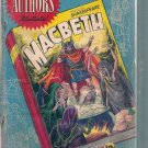 STORIES BY FAMOUS AUTHORS MACBETH # 6, 1.5 FR/GD