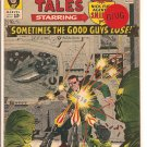 Strange Tales # 138, 3.0 GD/VG