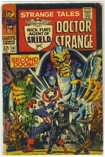 Strange Tales # 161, 1.5 FR/GD