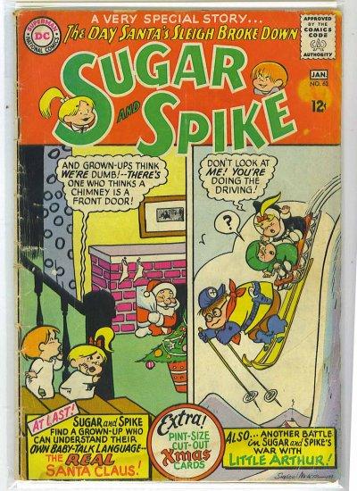 Sugar & Spike # 62, 1.5 FR/GD