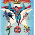 SUPER  FRIENDS SPECIAL # 1, 4.5 VG +