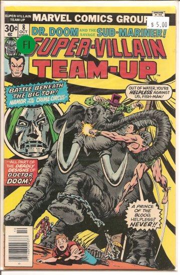 Super-Villain Team-Up # 8, 6.0 FN