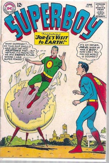 SUPERBOY # 121, 2.5 GD +
