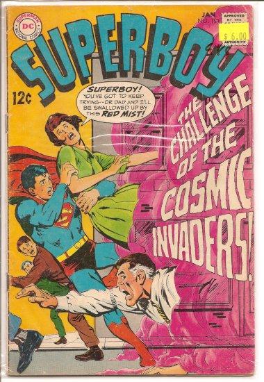 Superboy # 153, 3.0 GD/VG