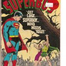 Superboy # 157, 4.5 VG +