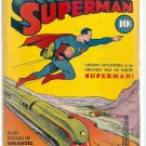 SUPERMAN # 3, 1.8 GD -