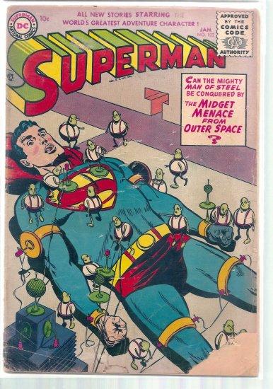 SUPERMAN # 102, 1.8 GD -