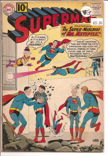 Superman # 148, 2.5 GD +
