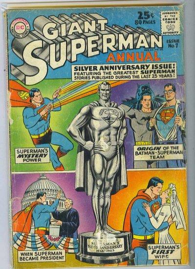 Superman Annual # 7, 2.0 GD
