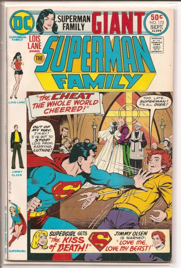 Superman Family # 172, 6.0 FN