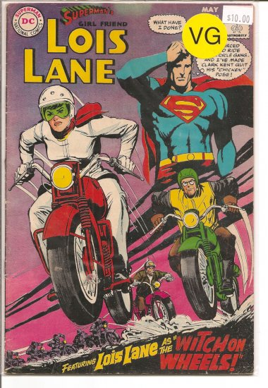 Superman's Girlfriend Lois Lane # 83, 4.0 VG