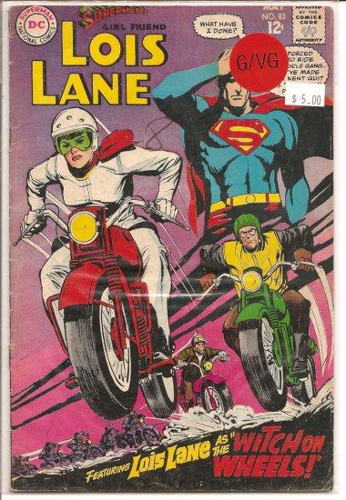 Superman's Girlfriend Lois Lane # 83, 3.0 GD/VG
