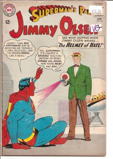 Superman's Pal Jimmy Olsen # 68, 3.5 VG -
