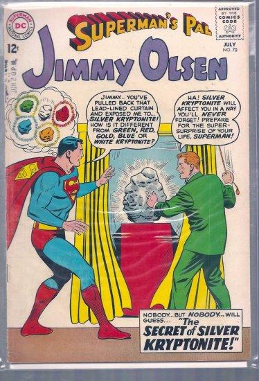 Superman's Pal Jimmy Olsen # 70, 4.5 VG +