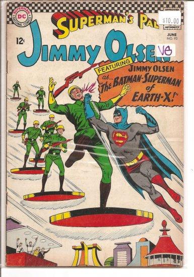 Superman's Pal Jimmy Olsen # 93, 4.0 VG