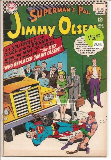 Superman's Pal Jimmy Olsen # 94, 5.0 VG/FN