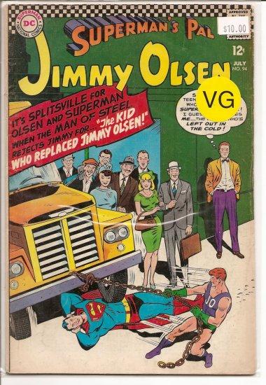 Superman's Pal Jimmy Olsen # 94, 4.0 VG