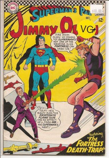 Superman's Pal Jimmy Olsen # 97, 4.5 VG +