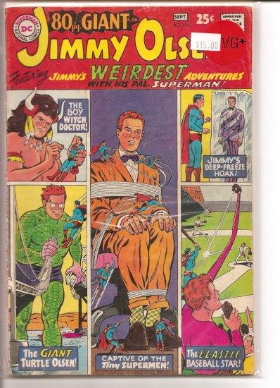 Superman's Pal Jimmy Olsen # 104, 4.5 VG +